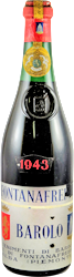Fontanafredda Barolo 1943