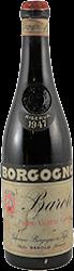 Giacomo Borgogno - Riserva Barolo 1947