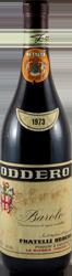 Oddero Barolo 1973