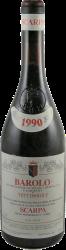 Scarpa - Tettimorra Barolo 1990