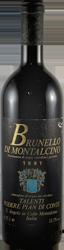 Poderi Pian di Corte – Talenti Brunello di Montalcino 1981