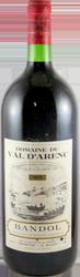 Domaine du Val d'Arenc Bandol 1979