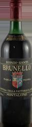 Biondi Santi – Riserva Brunello di Montalcino 1955