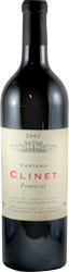 Chateau Clinet Bordeaux - Pomerol 2001