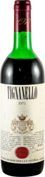 Marchesi Antinori Tignanello 1971