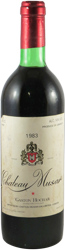 Chateau Musar Libano Rosso 1983