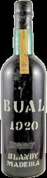 Blandy's - Bual Madeira 1920