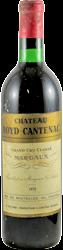 Chateau Boyd Cantenac Bordeaux - Margaux 1970