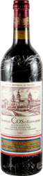 Chateau Cos d'Estournel Bordeaux - Saint Estephe 1982